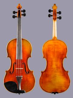 "Czech J. Guarnerius ""Kochanski"" Czech 4/4 violin"