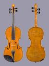Carlo Lorenzini labeled German 4/4 violin ca 1920