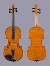"""German """"Stradiuarius 1732"""" 4/4 violin, ca 1930"""