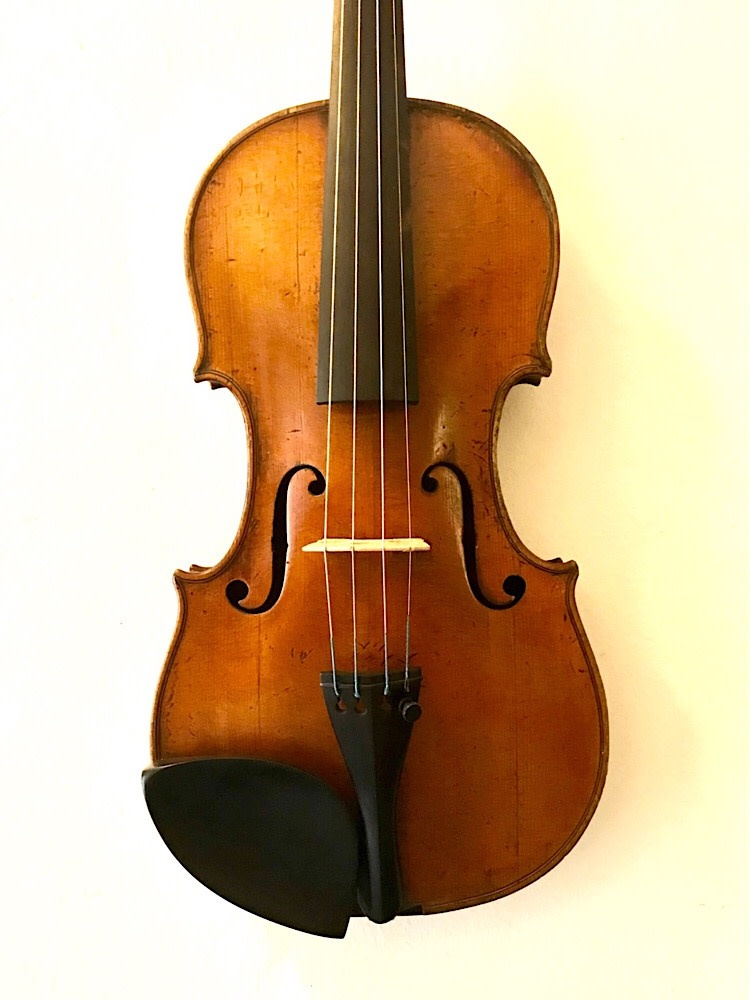 Gagliano 1732 label 4/4 violin, GERMANY