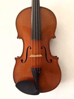 French Charles J.B. Collin-Mezin violin, 1886, Paris, FRANCE