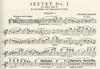International Music Company Brahms, Johannes: Sextet No.2 in G major, Op.36 (2 violins, 2 violas, 2 cellos)
