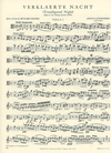 International Music Company Schoenberg, Arnold: Sextet Verklarte Nacht Op.4 (2 violins, 2 violas, 2 cellos)
