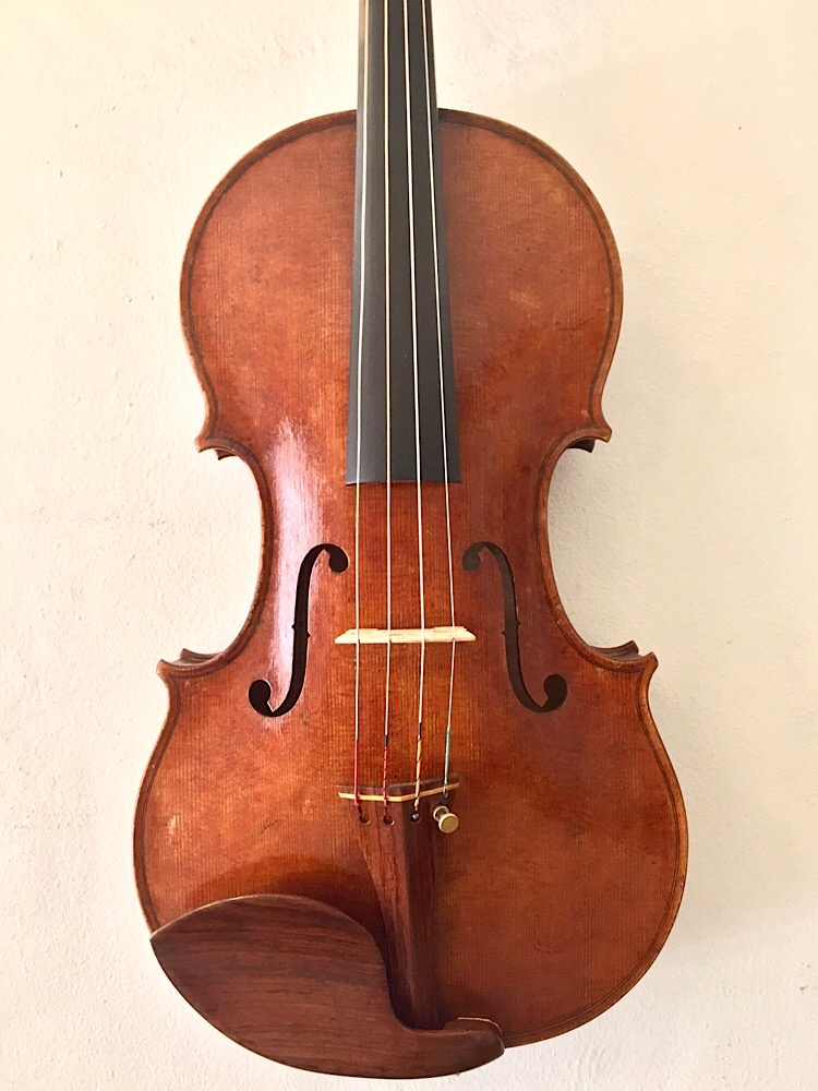 "Francis Morris 16 1/8"" viola, Great Barrington, MA, USA, 2005"