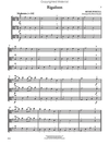 Carl Fischer Gazda, Doris: Progressive Trios (3 basses)