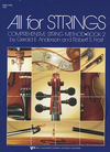 Anderson & Frost: All for Strings, Bk.2 (bass)