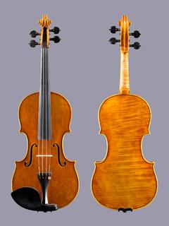 "Sofia Sofia ""Premium Master Art"" violin by Vesko Apostolov, Bulgaria"
