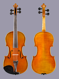 Heinrich Gill Heinrich Gill 4/4 violin, model No. 62, Bubenreuth, Germany