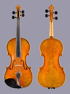 Great Wall Unlabeled 4/4 Great Wall European wood 4/4 violin