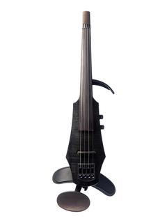 NS Design NS Design WAV4 Black 4-string violin with case