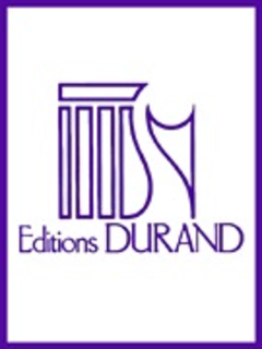 HAL LEONARD Durufle, Maurice: Pie Jesu from the Requiem Op.9 (mezzo-soprano, Cello, Organ)