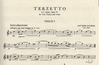 International Music Company Dvorak, Antonin: Terzetto Op.74 (2 violins & viola)