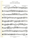 International Music Company Faure, Gabriel (Zimmermann): Sicilienne Op.78 (bass & piano)