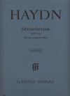 HAL LEONARD Haydn, F.J. (Brook/MacIntyre, ed.): String Trios, Vol. 3, urtext (2 violins and cello)