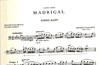 International Music Company Granados, Enrique (Sankey): Madrigal in A minor (bass & piano)