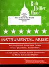 Heffler, Rich: Minuet-Variations on Joy to the World (2 violins & cello)