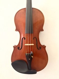 Snow SNOW JHS violin, Antiqued European wood