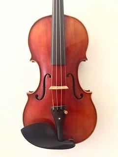 "Czech J. Guarnerius ""Kreisler"" model Czech 4/4 violin"