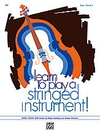 Alfred Music Matesky, R. & Womack, A.: Learn to Play a Stringed Instrument!, Bk.1 (bass)