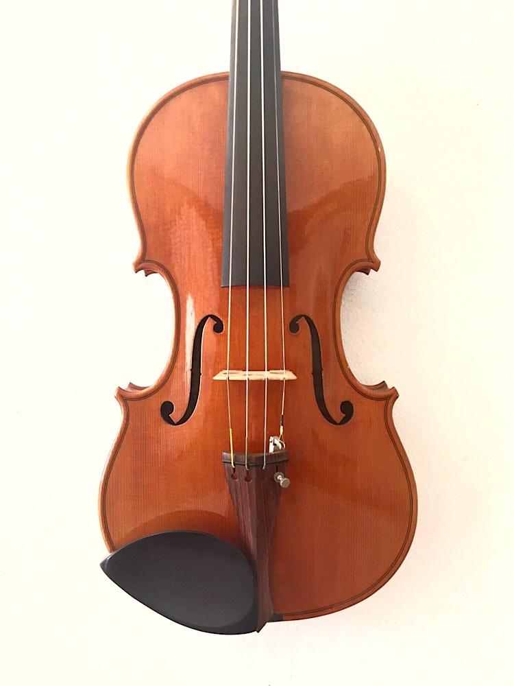 Romanian Claudio Ciurba 4/4 violin, 2002, Romania ***CERT***