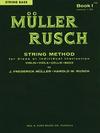 Muller, J.F. & Rusch, H.W.: String Method, Bk.1 (bass)