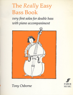 Faber Music Osborne, Tony: The Really Easy Bass Book (bass & piano)