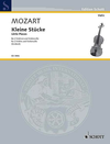 HAL LEONARD Mozart, W.A. (Giesbert, ed.): Little Pieces (2 violins and cello)