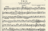 International Music Company Mozart, W.A.: Four Trios K.439b, K.266 (2 violins & cello)