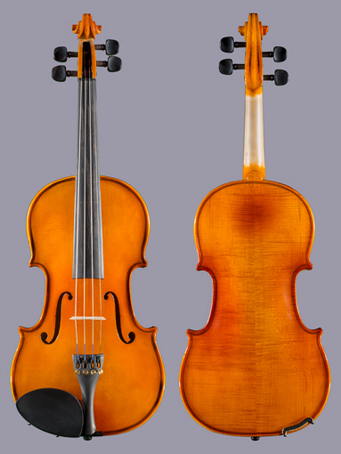 Serafina 4/4 violin with free case, bow, rosin & polish cloth