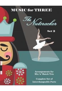 Last Resort Music Publishing Tchaikovsky: The Nutcracker - Set 2 (violin, viola, cello - assorted) Last Resort