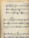 Carl Fischer Tozzi: Variazioni Op. 2 for String Trio (violin, viola, cello) score only