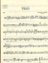 Carl Fischer Villa-Lobos: Trio (violin, Viola, Cello)