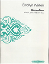Wallen, Errollyn: Romeo Turn (viola, cello and bass) performing score