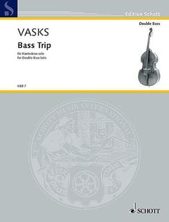 HAL LEONARD Vasks, P.: Bass Trip (bass)
