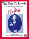 Alfred Music Haydn, J. (arr.): The Best of Haydn (violin 2)