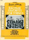 Alfred Music Joplin, Scott (Zinn): Ragtime Favorites for Strings (bass)