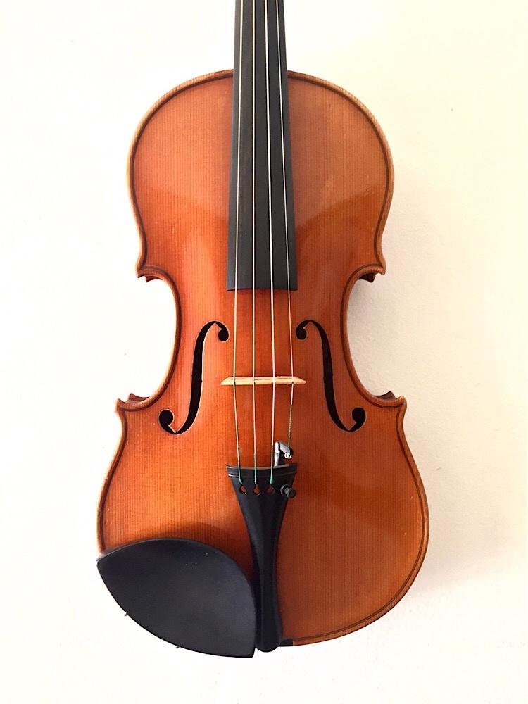 Carl R. Kessler violin Dresden 1920