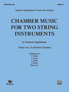 Alfred Music Applebaum, S.: Chamber Music for Two String Instruments V.3 (2 cellos)