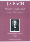 Bach, J.S. (Wolerts): 14 Easy Duets for Young Cellists;Anna Magdalena (2 cellos)