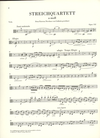 HAL LEONARD Beethoven, L.van: String Quartet in A minor, Op. 132, urtext (2 violin, viola, and cello)