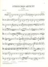 HAL LEONARD Beethoven, L.van (Cadenbach): String Quartet in F, Op. 135 (2 violin, viola, and cello)
