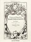 Barthelemon, F.H.: Six Duets Op.8 V.3 (Violin & viola)