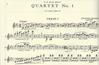 International Music Company Brahms, Johannes: Three Quartets Op.51 No.1-2, Op.67 No.3 (string quartet)