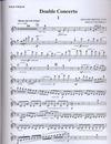 HAL LEONARD Britten, B.: Double Concerto (Violin, Viola, Piano)