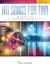 HAL LEONARD Hal Leonard (Deneff): (collection) Hit Songs for Two -ARRANGED (2 cellos) Hal Leonard