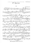 LudwigMasters Bartok, Bartok: String Quartet No.2 Op.17 (set of parts)