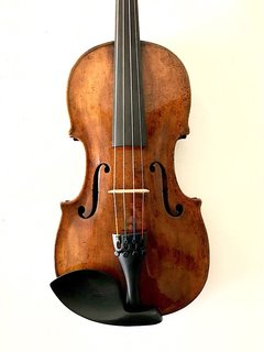Christian Wilhelm Seidel 4/4 violin, ca 1870, Markneukirchen, GERMANY
