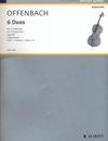 HAL LEONARD Offenbach, J.: Six Duos, Op.50, Vol.1, Nos. 1-3 (2 Cellos)