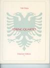 Carl Fischer Daija, Tish: String Quartet