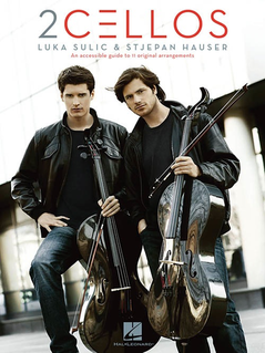 HAL LEONARD Luka Sulic & Stjepan Hauser: 2 Cellos--An accessible guide to 11 original arrangements (cello duet)